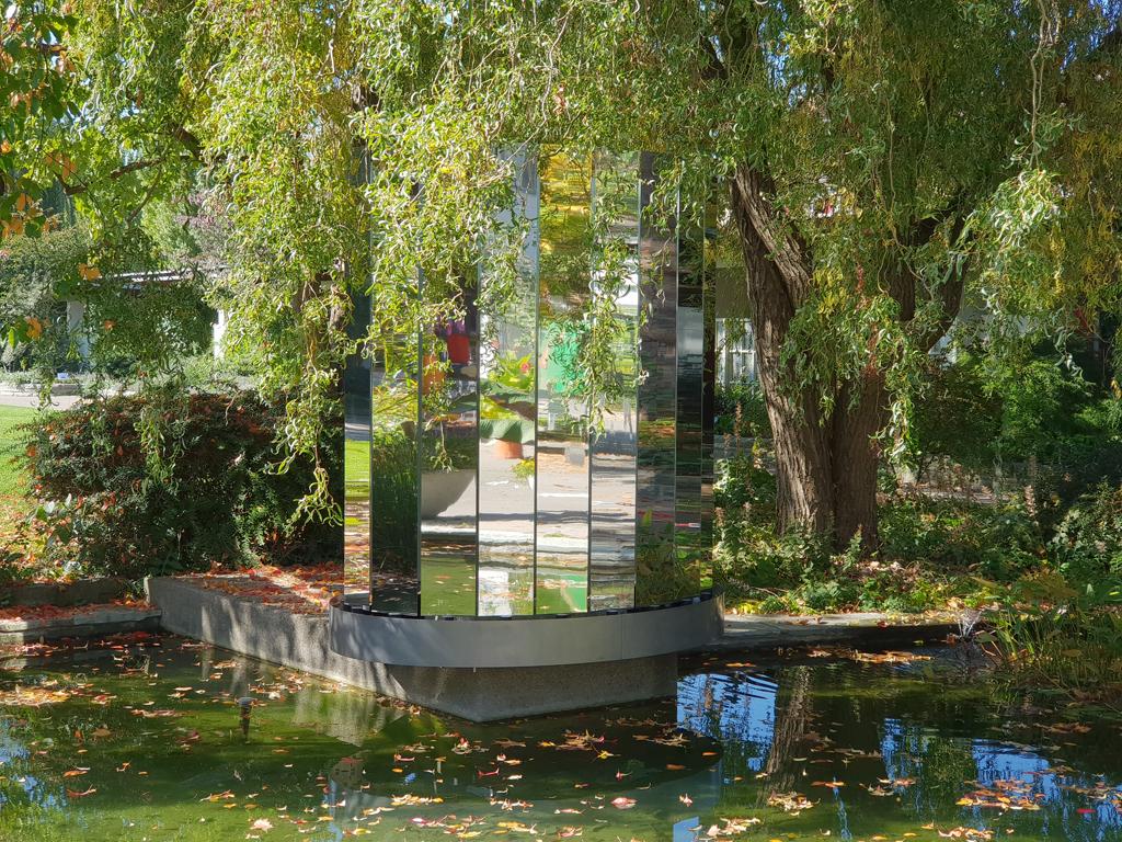 Installationen Max Frischbad, Zürich