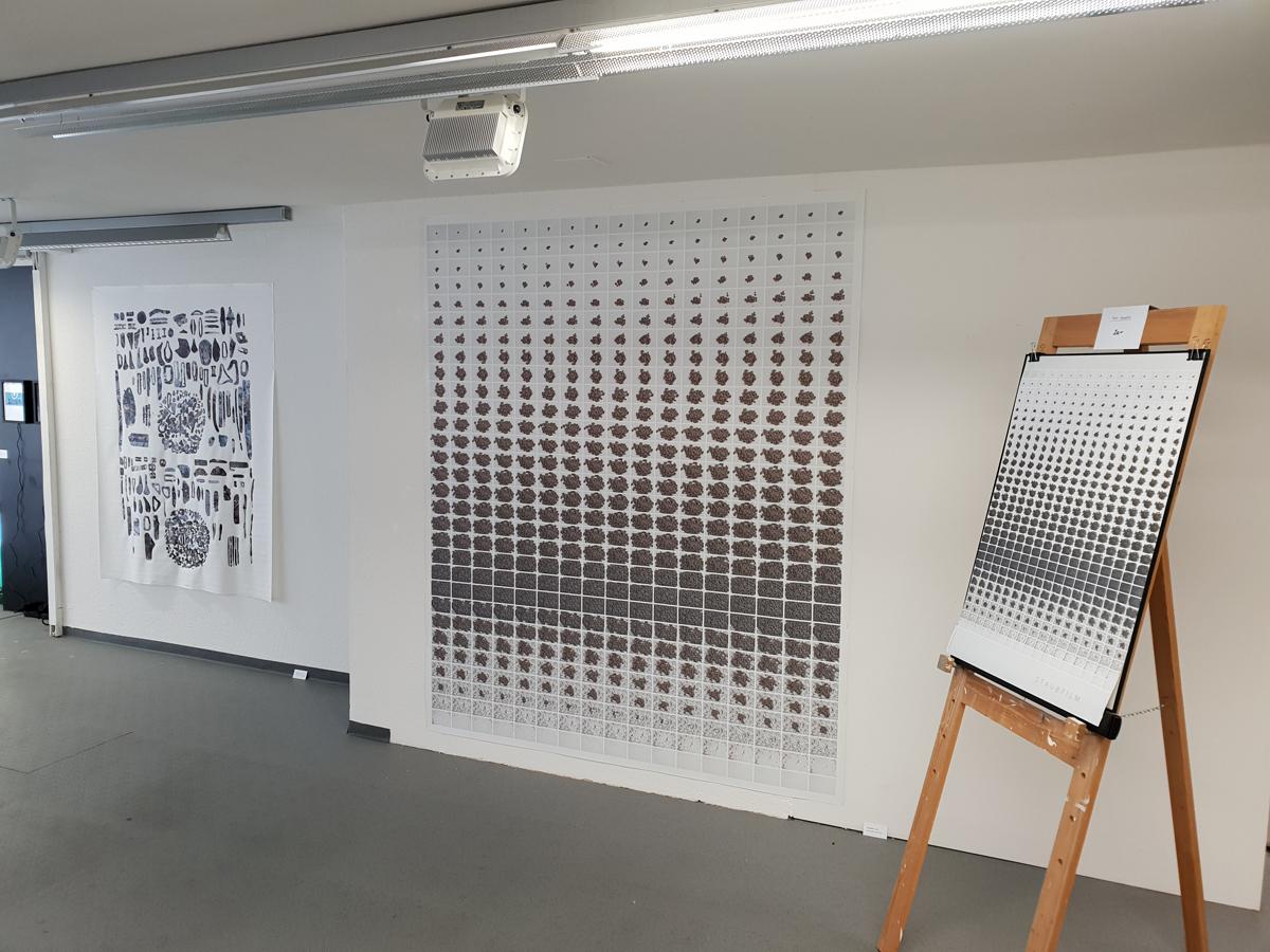 Ausstellung Obertor in Winterthur mit Pascale Rochat