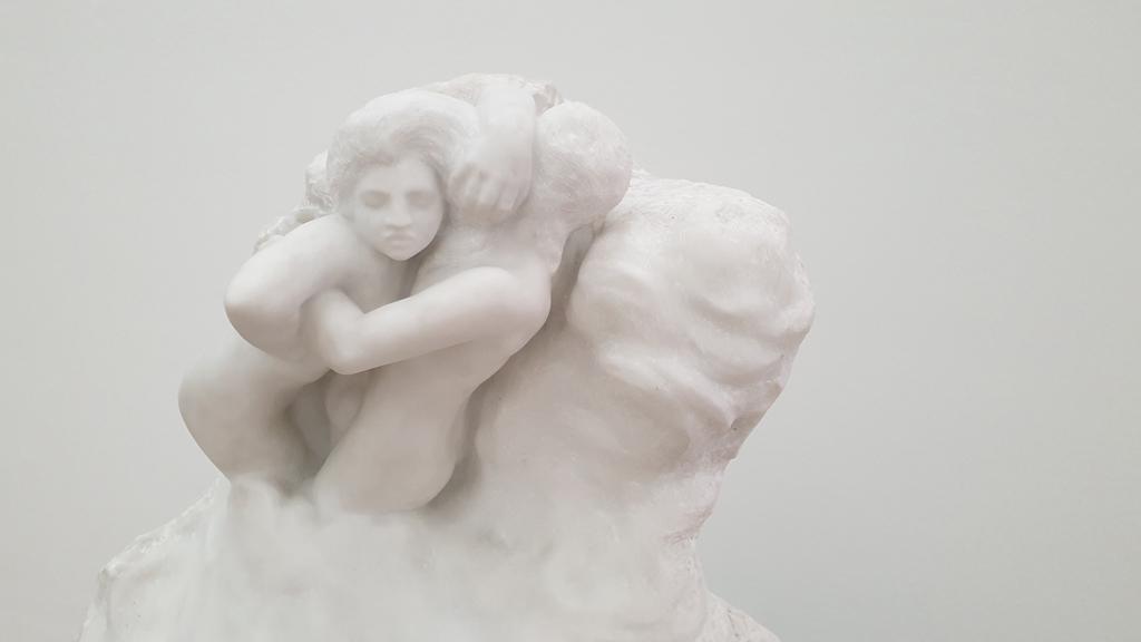 Ausstellung Rodin / Arp
